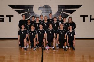 Volleyball boys Varsity volleyball