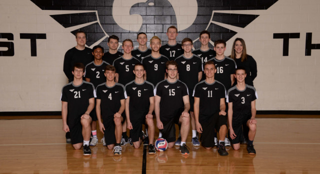 Boys Volleyball Stays Undefeated, 8-0!!