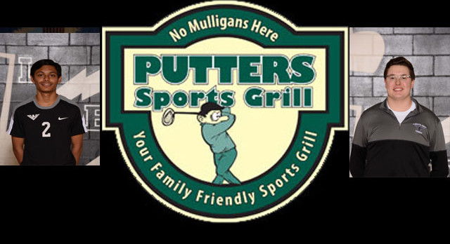 Jay Patel and Andrew Hoke Named PUTTER'S Athletes of the Week