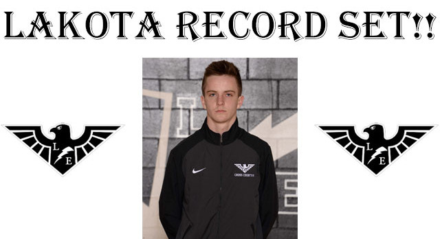 Dustin Horter Continues to Break Records!