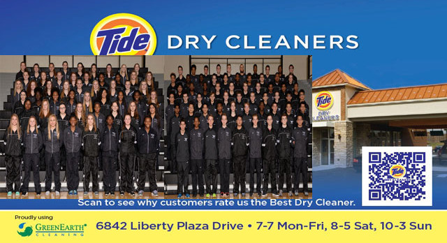 Tide Dry Cleaners Team of the Week – Boys & Girls Track & Field