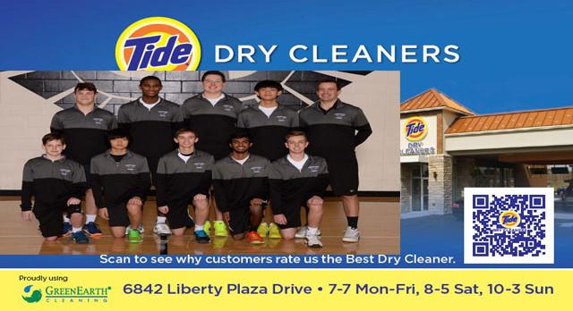 Tide Dry Cleaners Team of the Week – Boys Tennis
