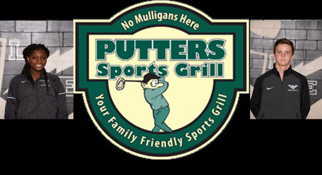 Serena Clark and Dustin Horter Named PUTTER'S Athletes of the Week