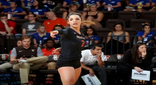 ALUMNI – Madeline Garda Selected for 2017 Team USA in Volleyball