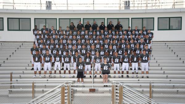 VarsityJV Football team
