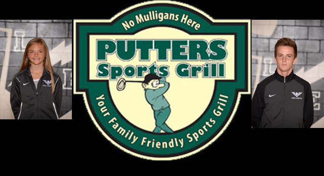 Carly Spietzer and Dustin Horter Named PUTTER'S Athletes of the Week