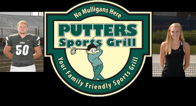 Clare Holtmeier and Sam Ballman Named PUTTER'S Athletes of the Week