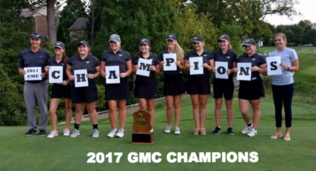 Girls Golf Wins 1st GMC TITLE!