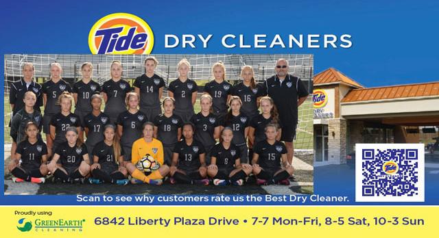 Tide Team of the Week – Girls Soccer