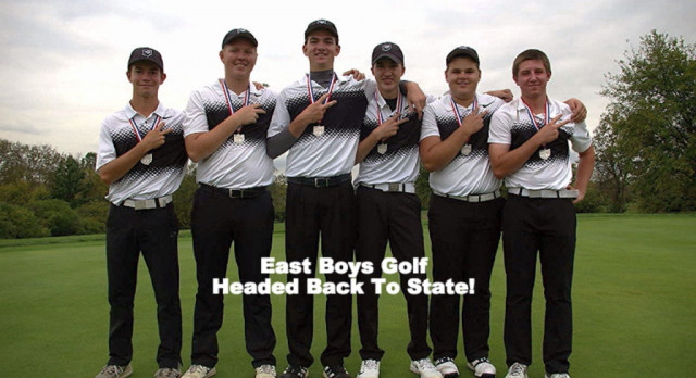 Back to Back State Trips for Boys Golf!