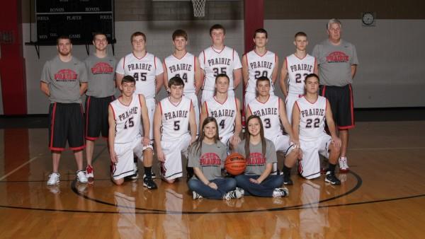 Blackout Case Arena - Clinton Prairie Gophers - Clinton Prairie High School Sports