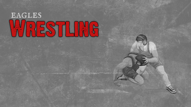 3 Eagle Wrestlers Qualify for State Championship Tournament