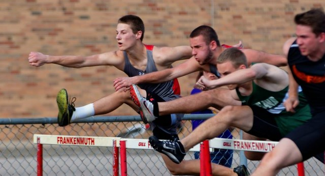 Boys Track Has Strong Finish @ BCW Invite