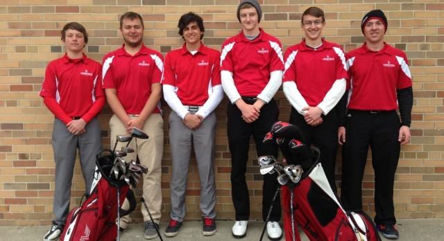 Frankenmuth High School Boys Varsity Golf finishes 5th place