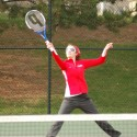 Girls Tennis vs. Alma