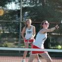 Girls Tennis @ Caro