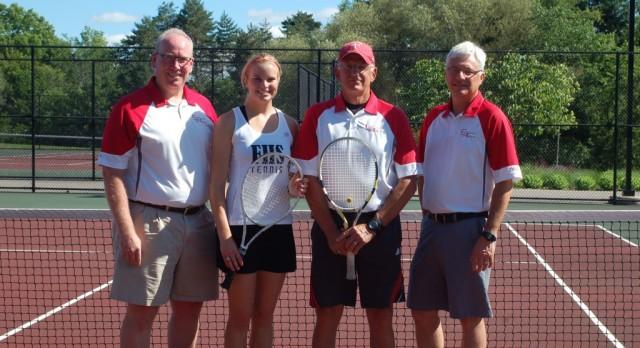 Mertz Joins Tennis Coaching Staff