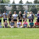 Girls Soccer Alumni Game 2015