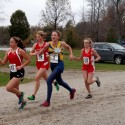 Girls Cross Country @ Regionals