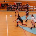 Varsity Volleyball vs. Garber