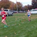 Girls Cross Country Saginaw County Meet