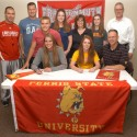 Ferris State Signing Day