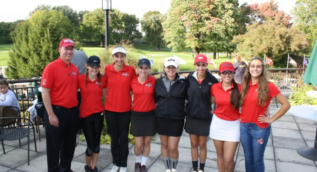 Girls Golf Finishes 4th in MHSAA State Tournament