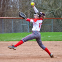 Varsity Softball vs Pinconning 04-13-17