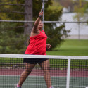 Girls Tennis @ Bay City All Saints (Delta College) 5/10/17