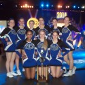 2013-14 Competition/Football Cheerleading