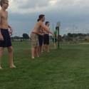 Boys Cross Country Team Building 8/19