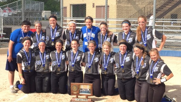 State Softball Champs