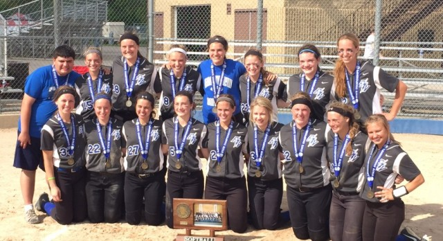 State Softball Champions