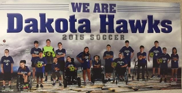 PI Dakota Hawks Soccer is STATEBOUND