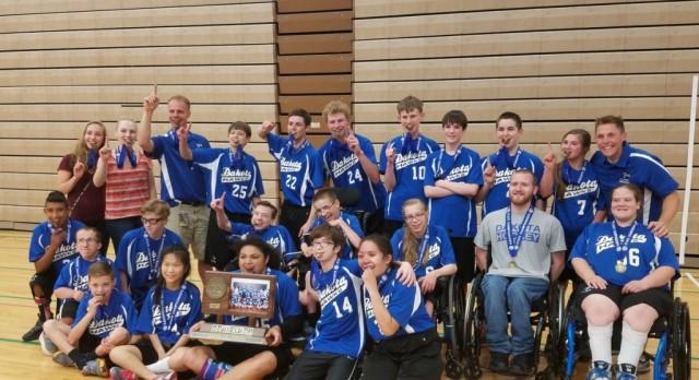 Dakota Hawks PI Softball Win State Title!
