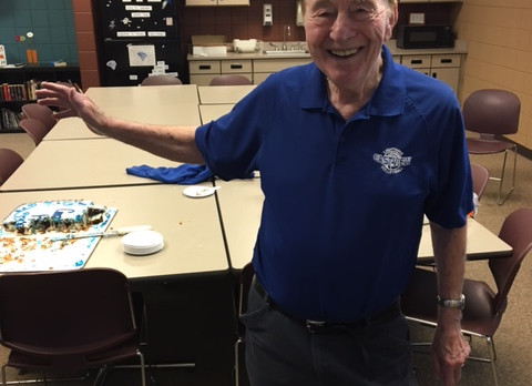 Longtime Superfan Roger Thompson to be Honored