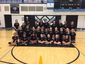 2017 2-5th Grade VB Camp