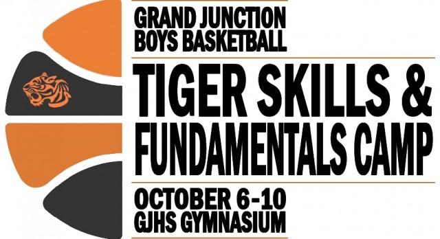 GJHS Boys Basketball Camp