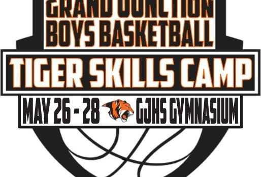 Boys Basketball Tiger Skills Camp