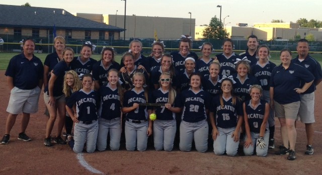 Lady Hawks knock of Brownsburg to win Regionals; Advance to Semi-State