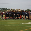 2014 Blue Gold Football Scrimmage