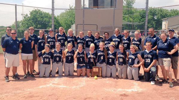 Lady Hawks are Sectional Champions!