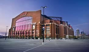 Hawks to open football season at Lucas Oil Stadium