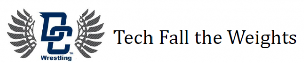 Tech Fall the Weight Picture