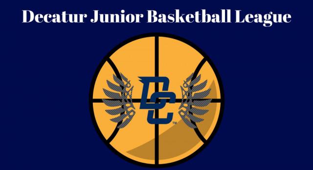 Decatur Junior Basketball League Signups