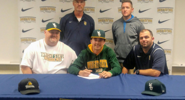 Bremer Signs NLI to Wright St.