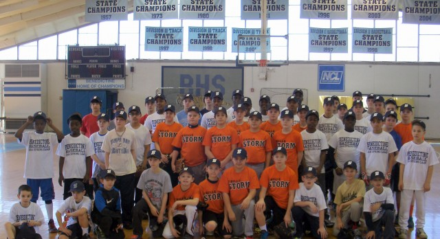 Another Bengal Baseball Youth Camp Success!