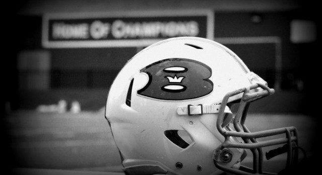 2017 Varsity Football Schedule Released