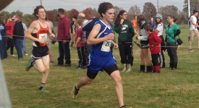 Cross Country Places 9th out of 25 Teams
