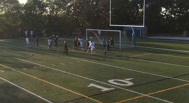 Soccer shuts out St. Thomas Aquinas, 5-0